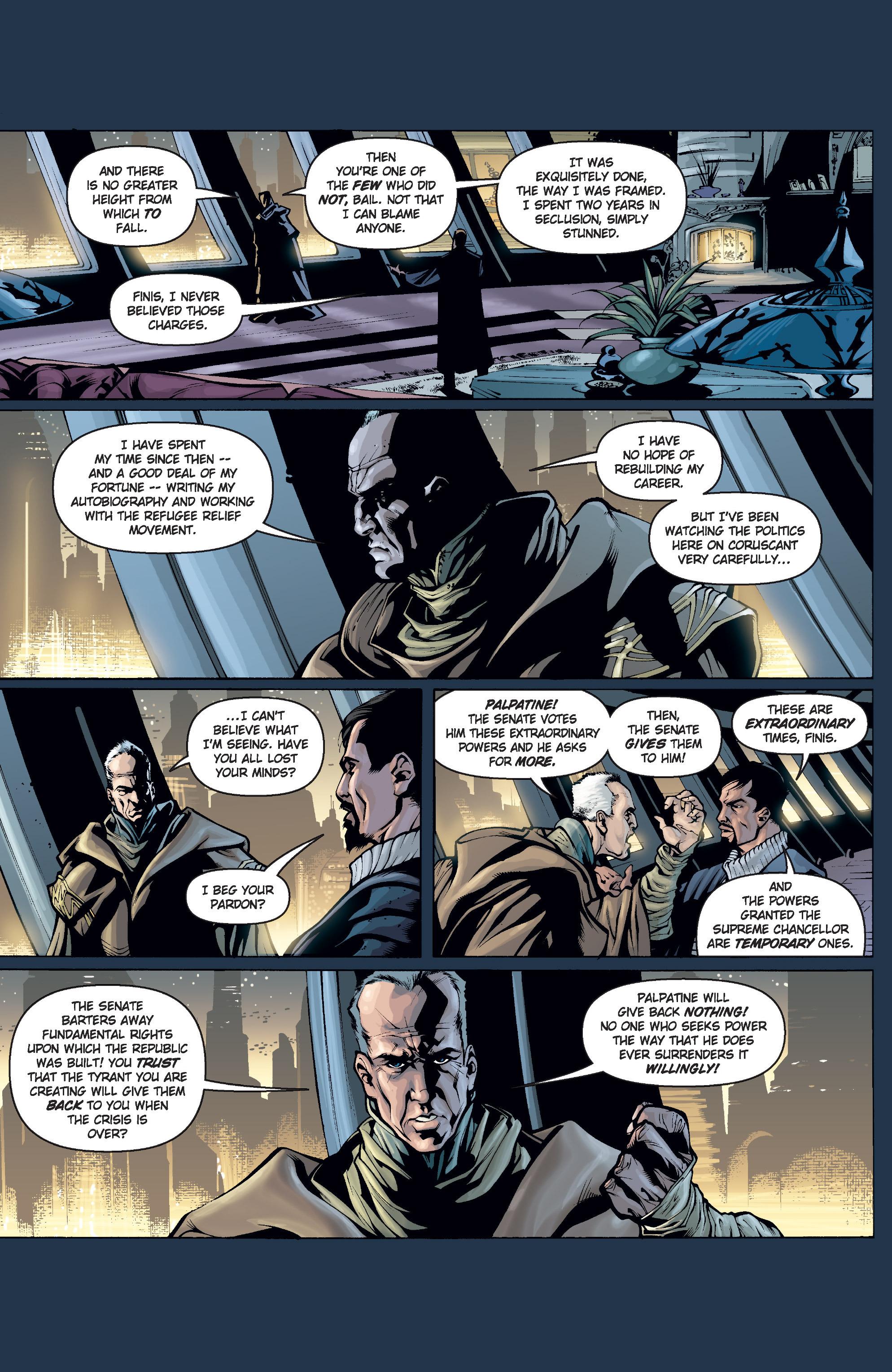 Read online Star Wars Omnibus comic -  Issue # Vol. 24 - 366