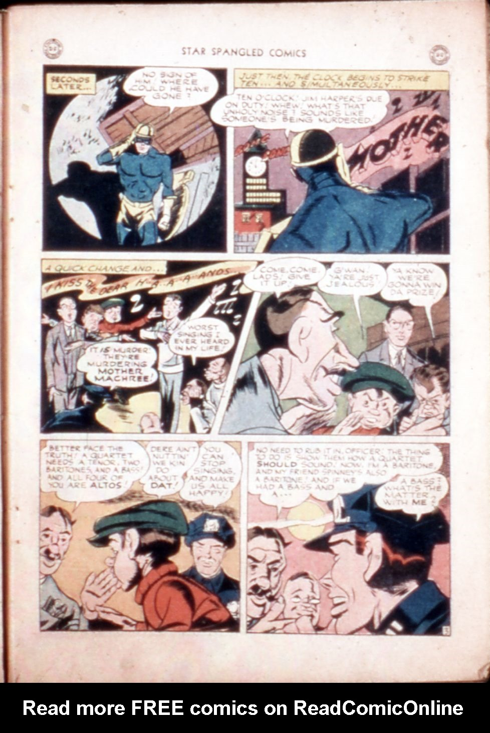 Star Spangled Comics (1941) issue 43 - Page 5