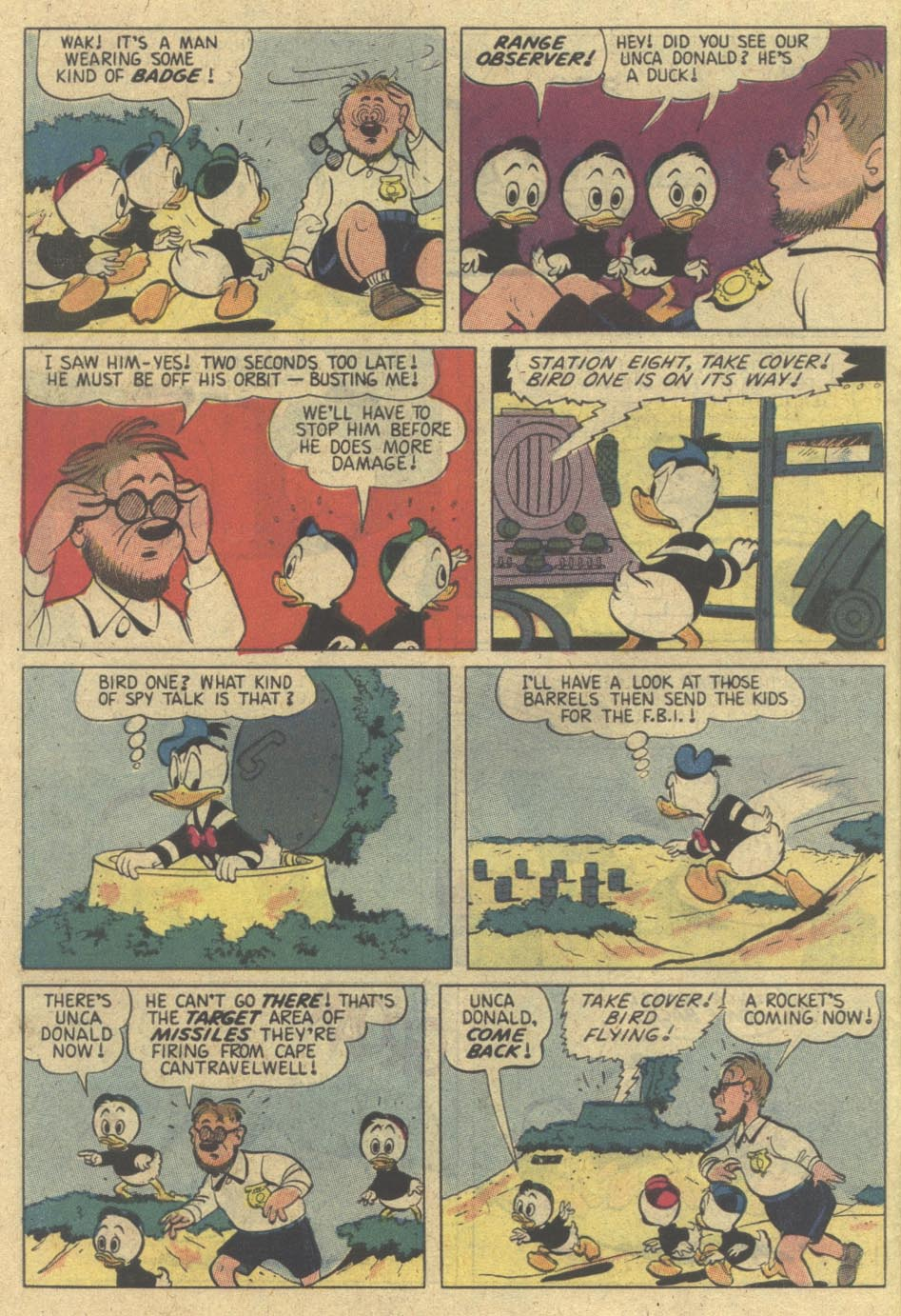 Walt Disney's Comics and Stories issue 501 - Page 10