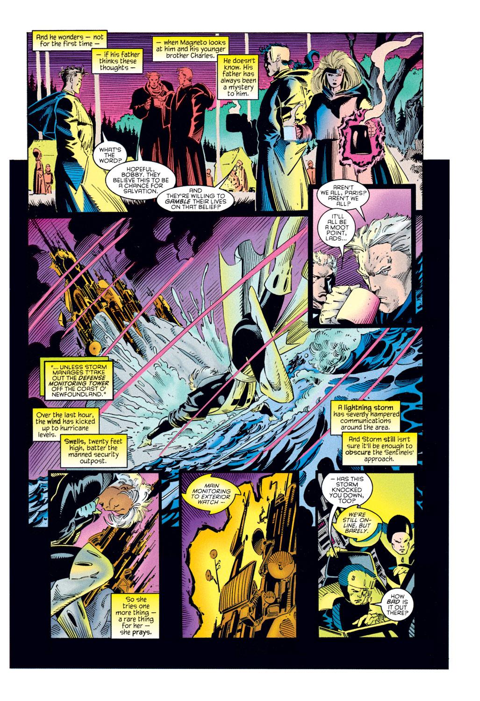 Read online Amazing X-Men (1995) comic -  Issue #1 - 15
