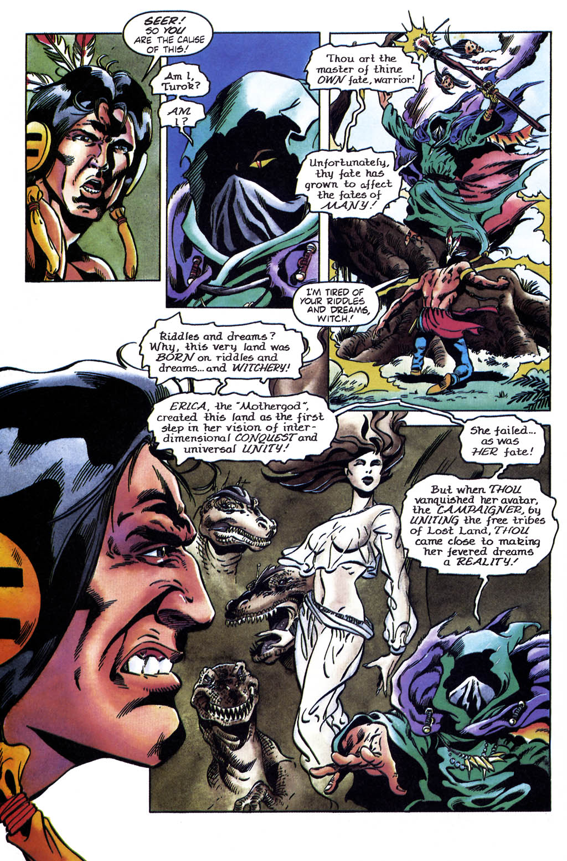 Read online Turok, Dinosaur Hunter (1993) comic -  Issue #36 - 19