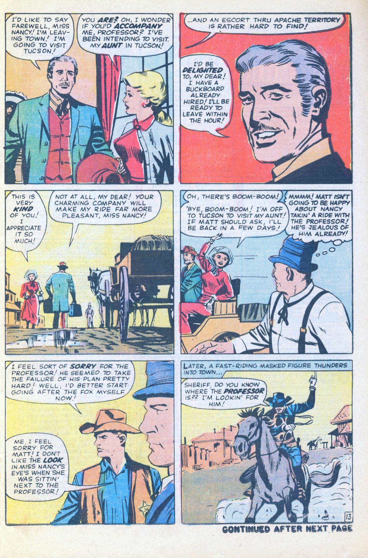 Read online Two-Gun Kid comic -  Issue #116 - 21
