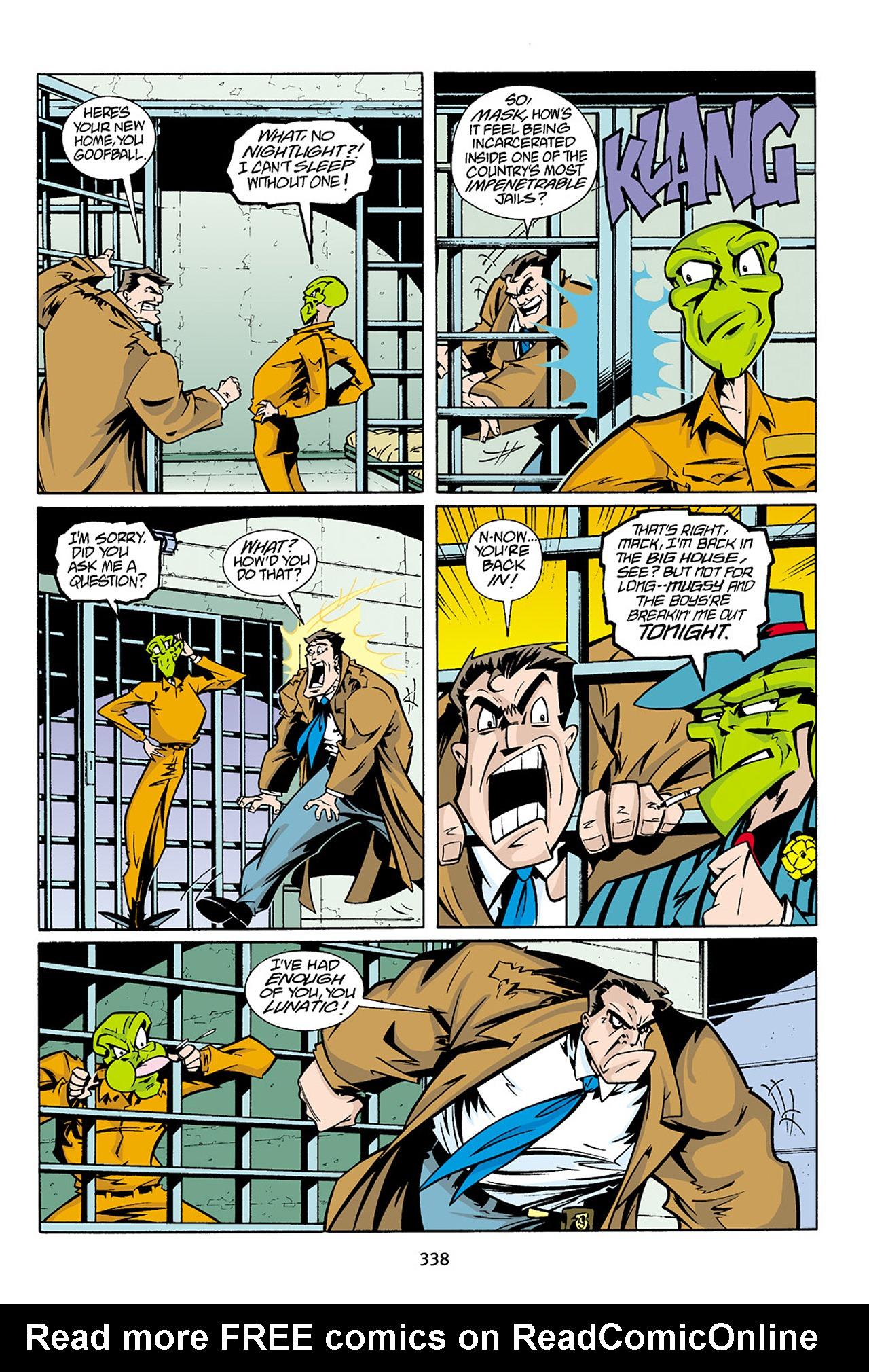 Read online Adventures Of The Mask Omnibus comic -  Issue #Adventures Of The Mask Omnibus Full - 337