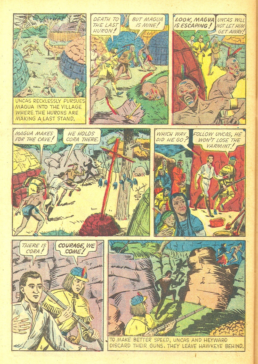 Classics Illustrated issue 4 - Page 60