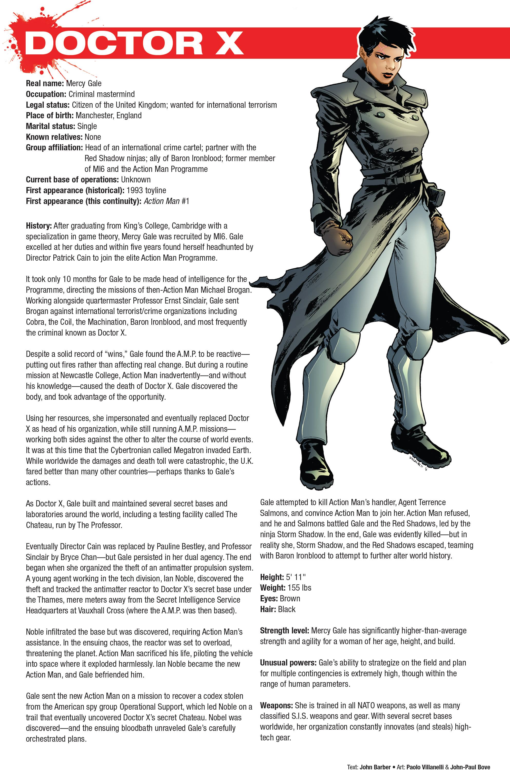 Read online Hasbro Heroes Sourcebook comic -  Issue #1 - 35