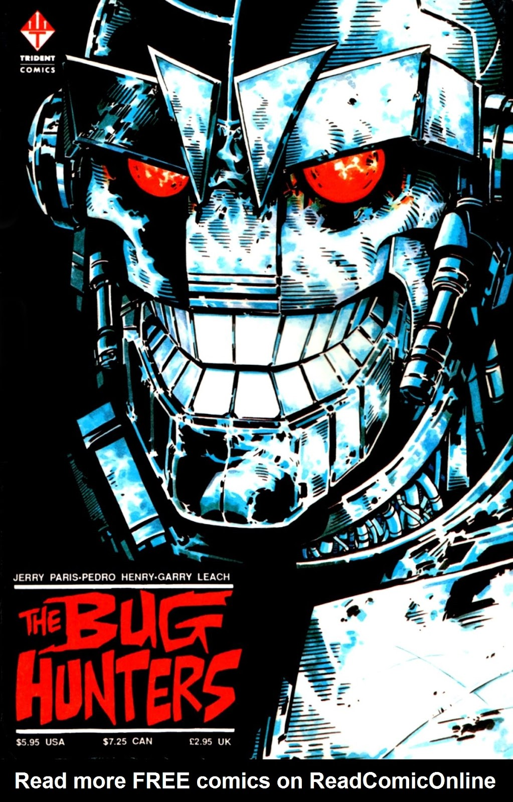 The Bug Hunters issue TPB - Page 1