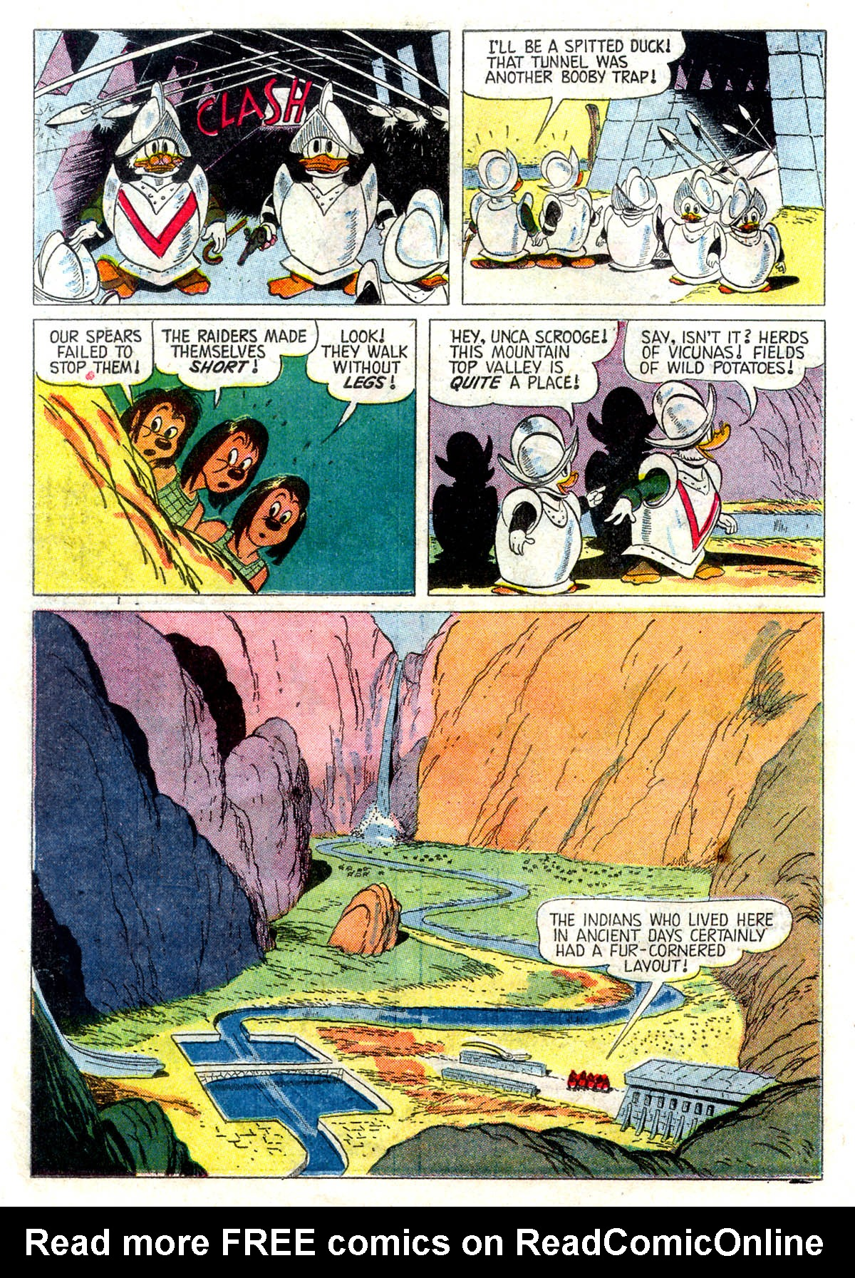 Read online Uncle Scrooge (1953) comic -  Issue #26 - 14