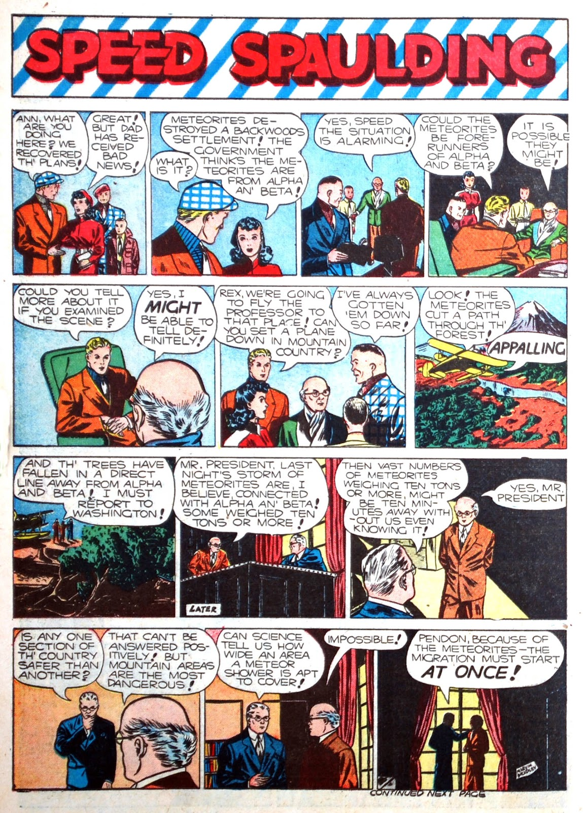 Read online Famous Funnies comic -  Issue #75 - 24