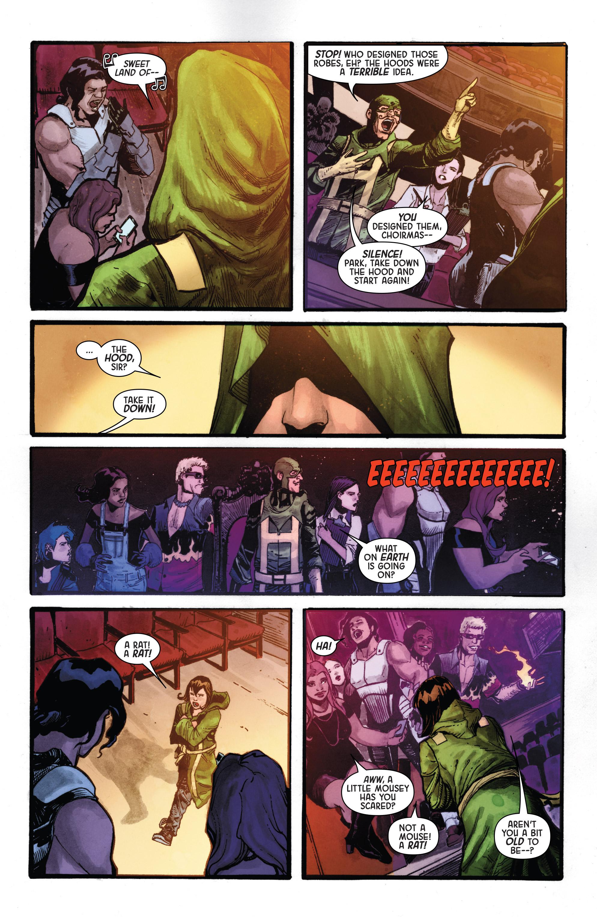 Read online Secret Empire: Uprising comic -  Issue # Full - 17
