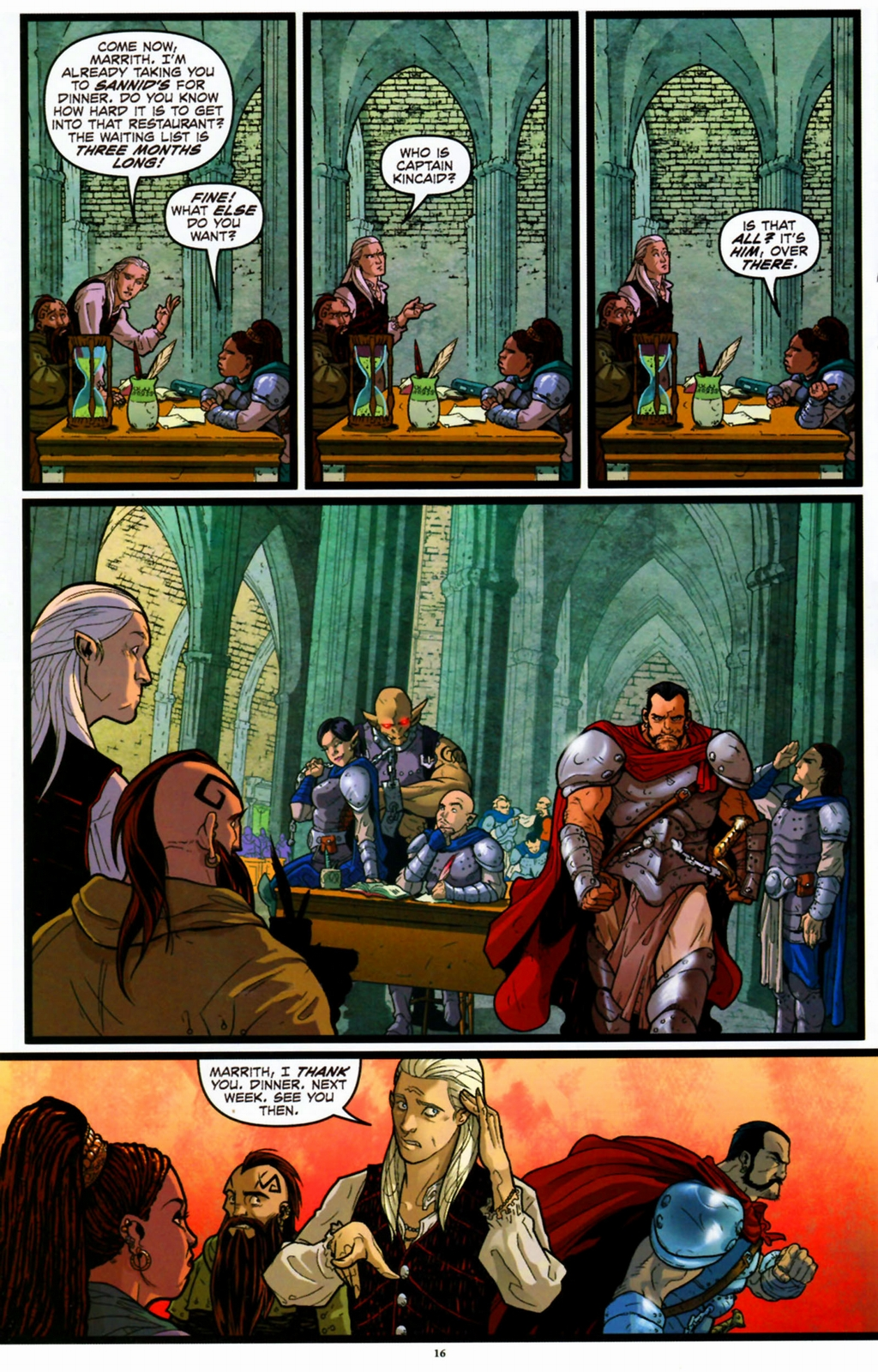 Read online Infestation 2: Dungeons & Dragons comic -  Issue #1 - 19