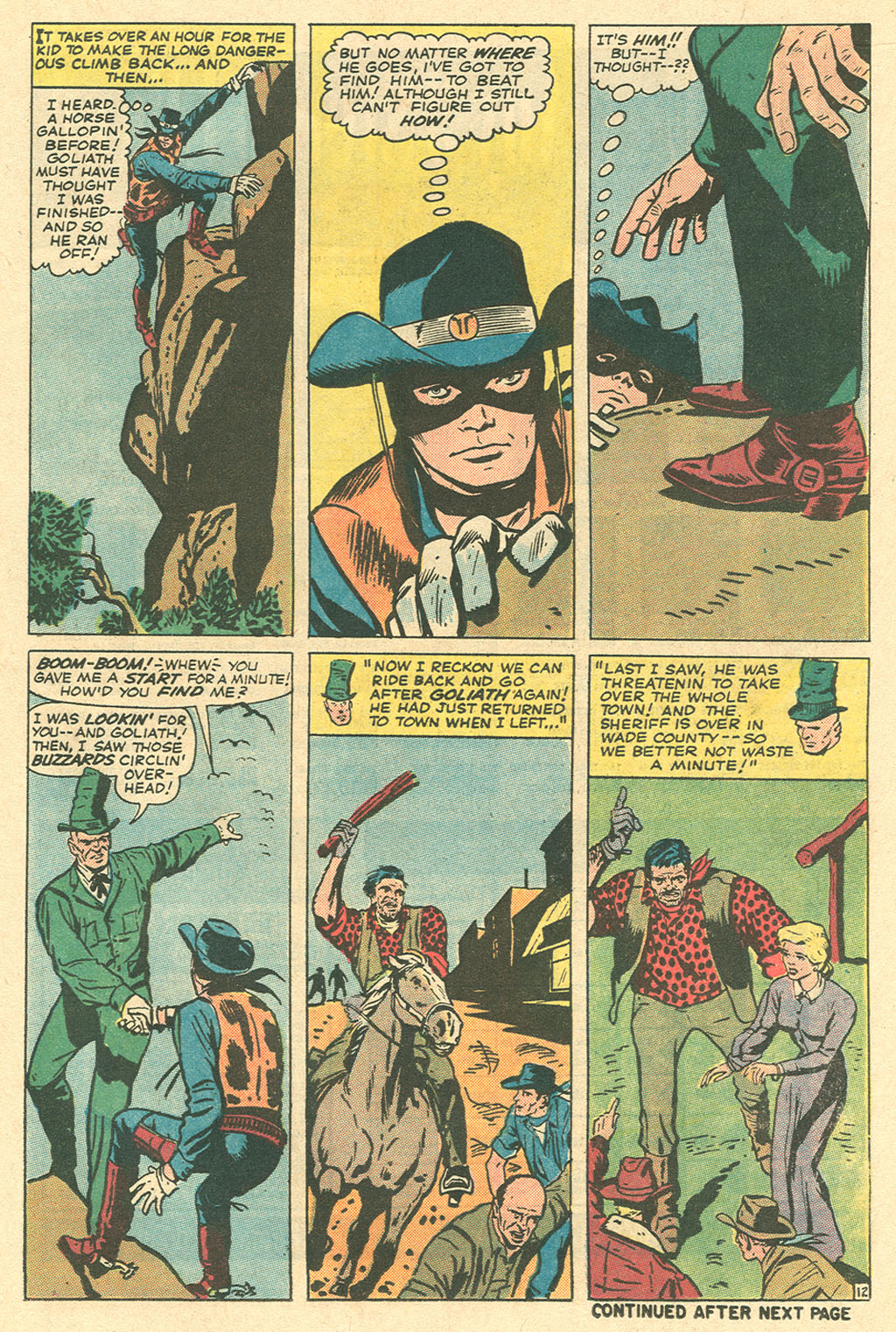 Read online Two-Gun Kid comic -  Issue #105 - 17