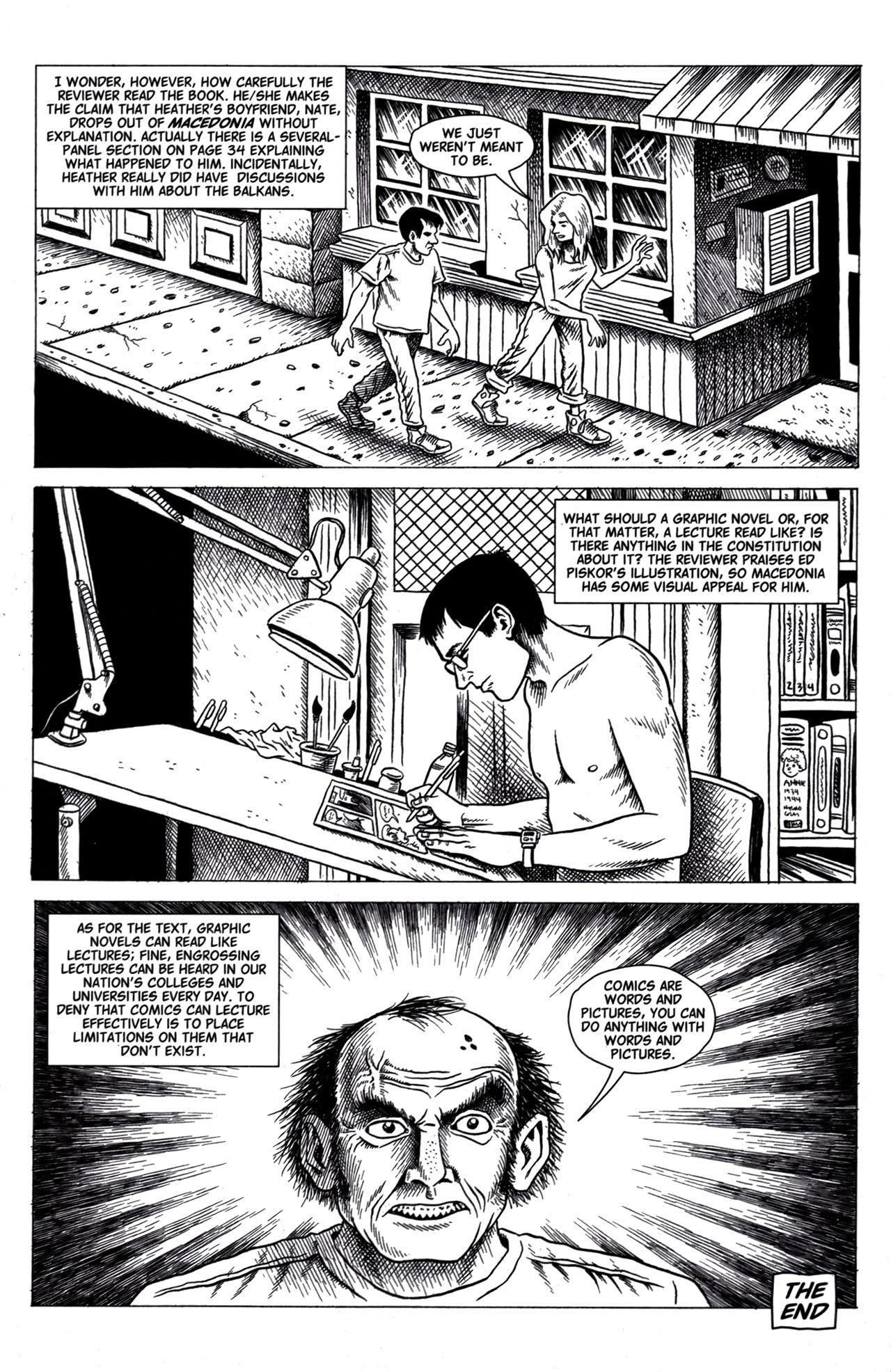 Read online American Splendor (2008) comic -  Issue #1 - 27