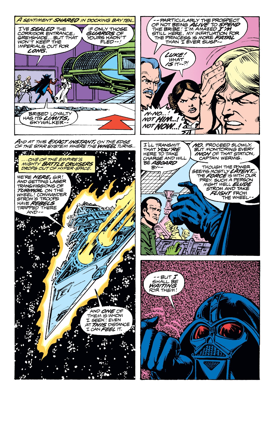 Read online Star Wars Legends: The Original Marvel Years - Epic Collection comic -  Issue # TPB 1 (Part 5) - 12