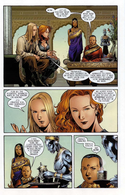Read online Scion comic -  Issue #32 - 15
