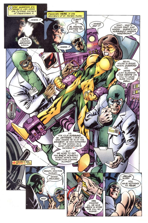 Read online Alpha Flight (1997) comic -  Issue #6 - 8