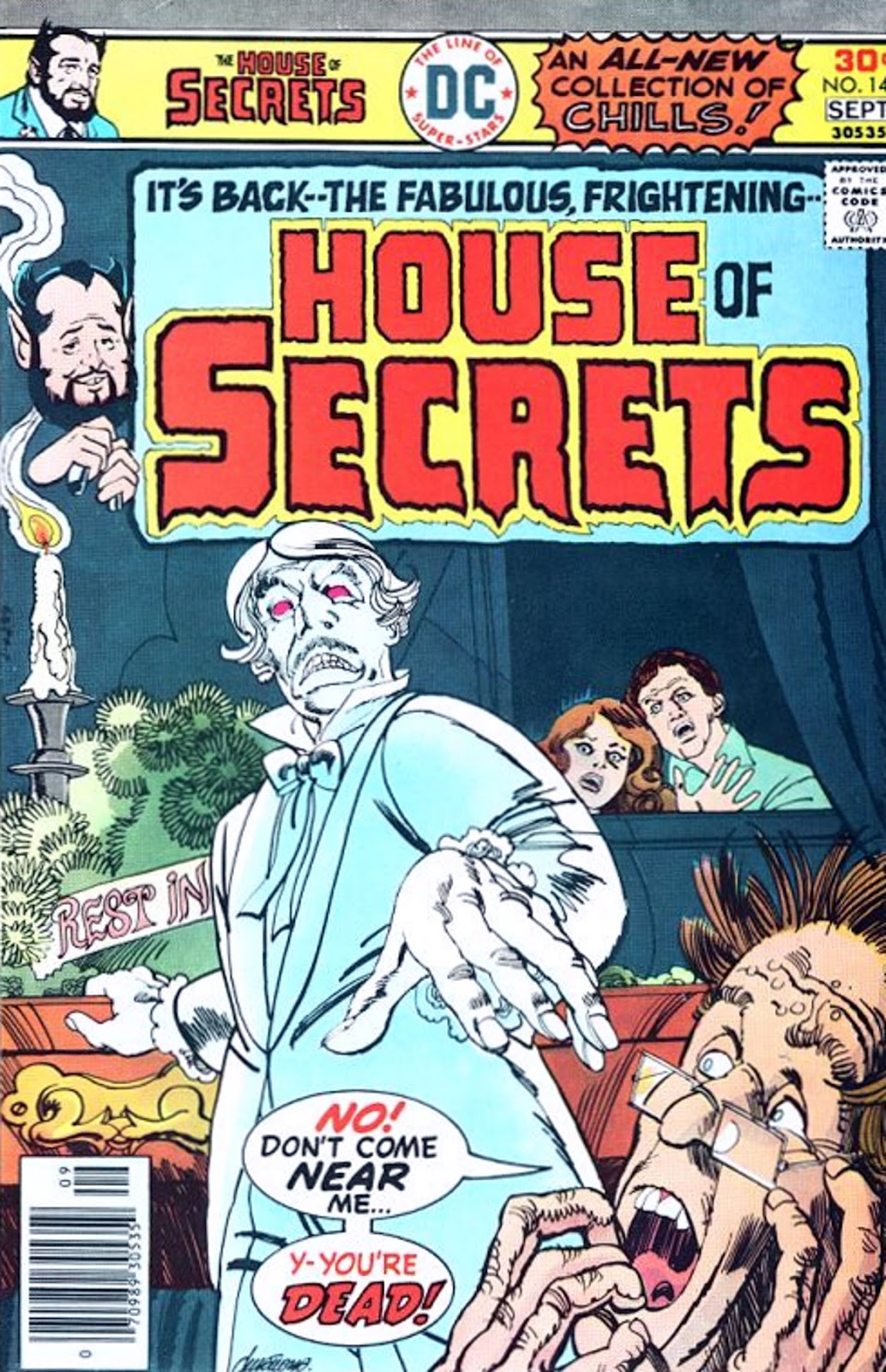 House of Secrets (1956) issue 141 - Page 1
