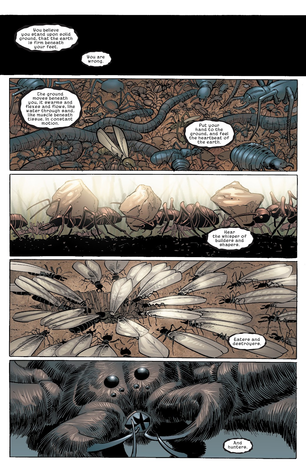 The Amazing Spider-Man by JMS Ultimate Collection issue TPB 3 (Part 2) - Page 6