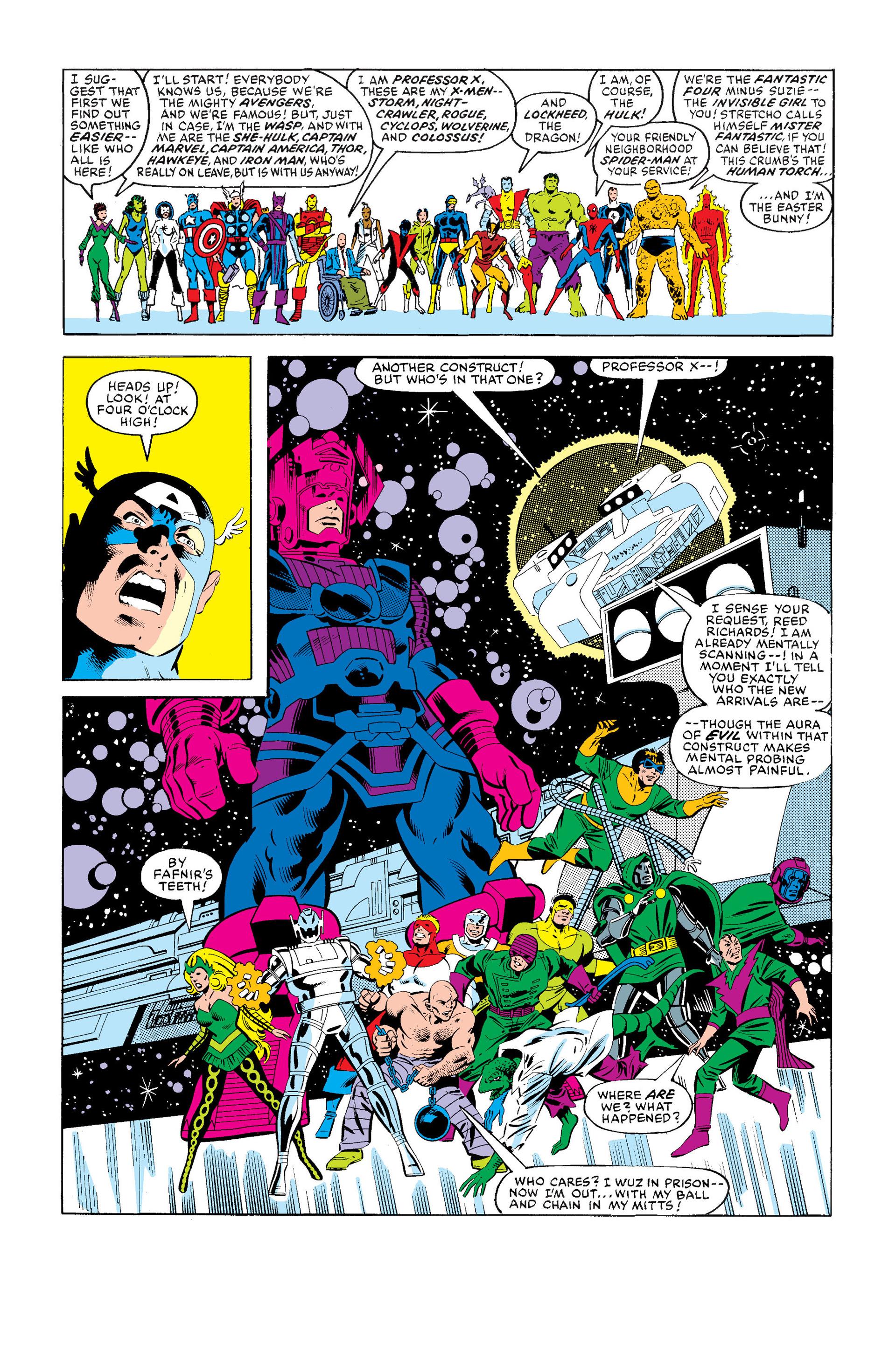 Read online Secret Wars (1985) comic -  Issue #1 - 4
