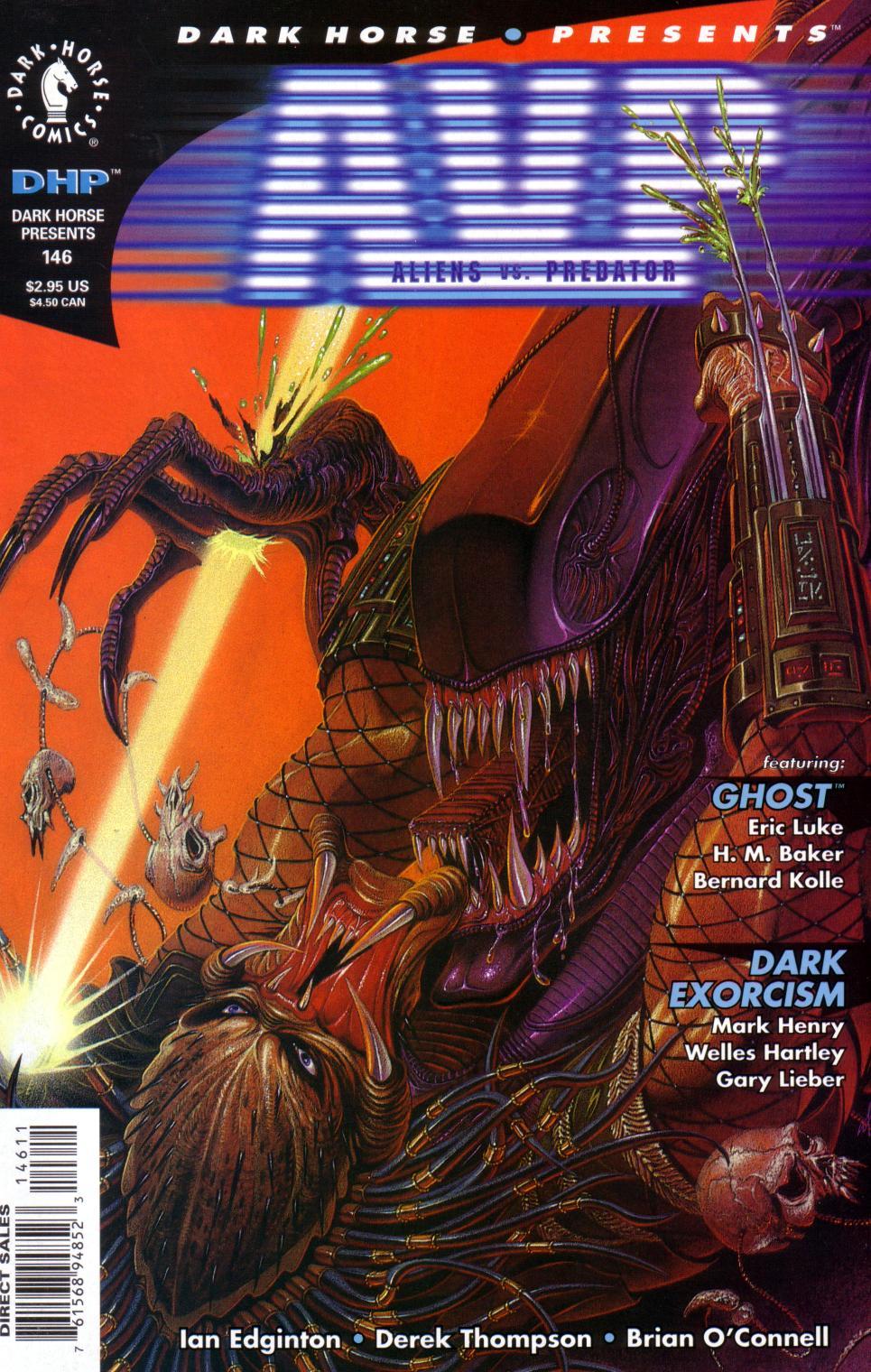 Dark Horse Presents (1986) 146 Page 1
