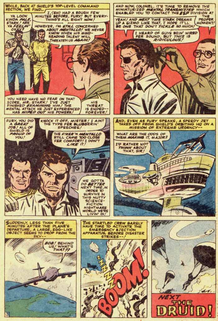 Nick Fury, Agent of SHIELD issue 18 - Page 25