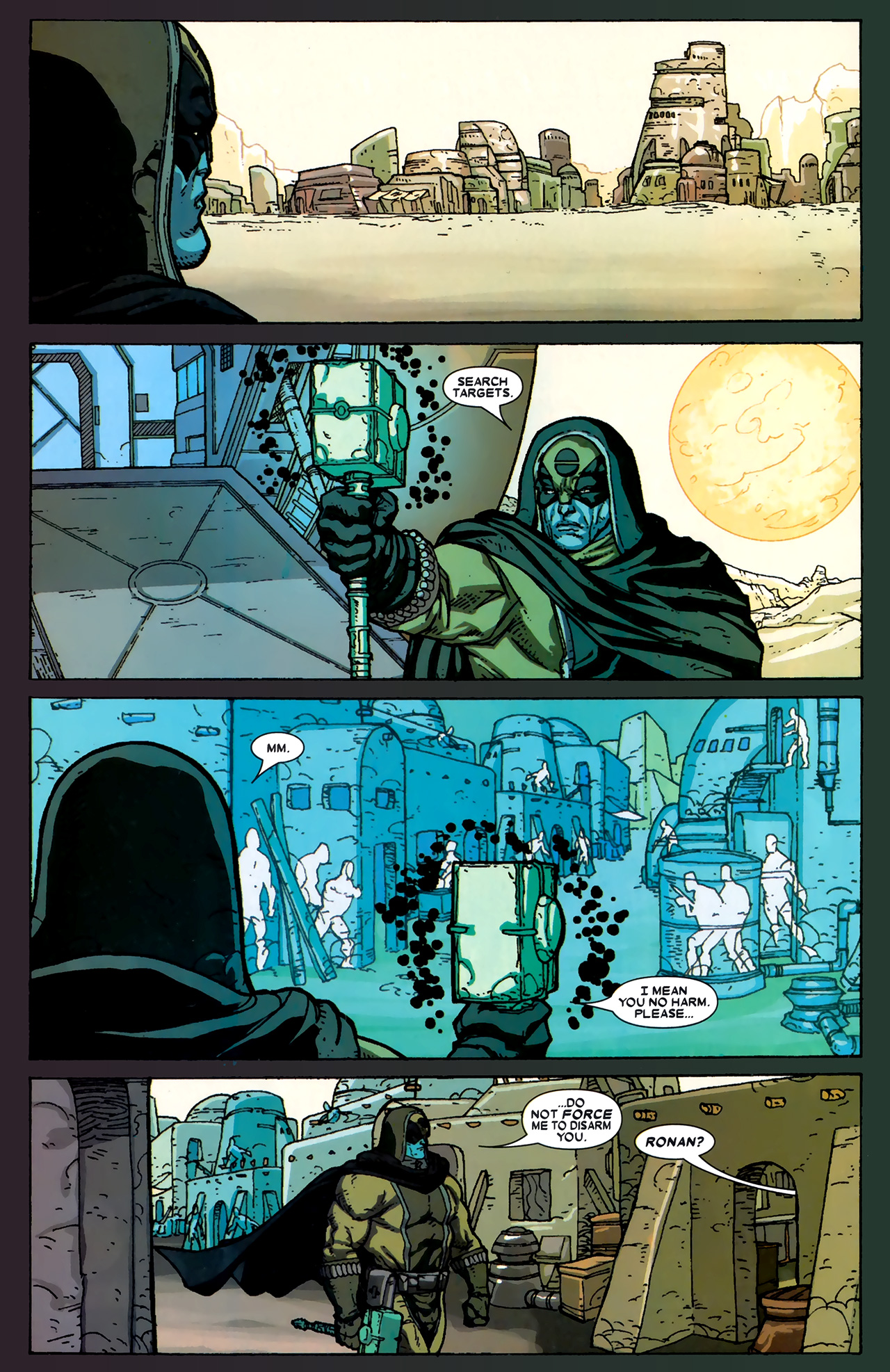Read online Annihilation: Ronan comic -  Issue #1 - 19