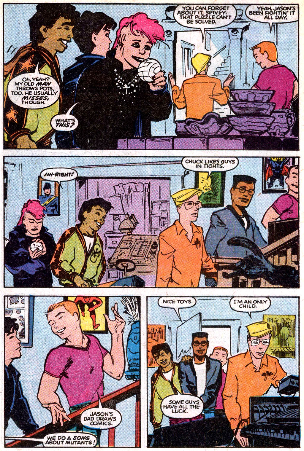 Steeltown Rockers issue 2 - Page 14