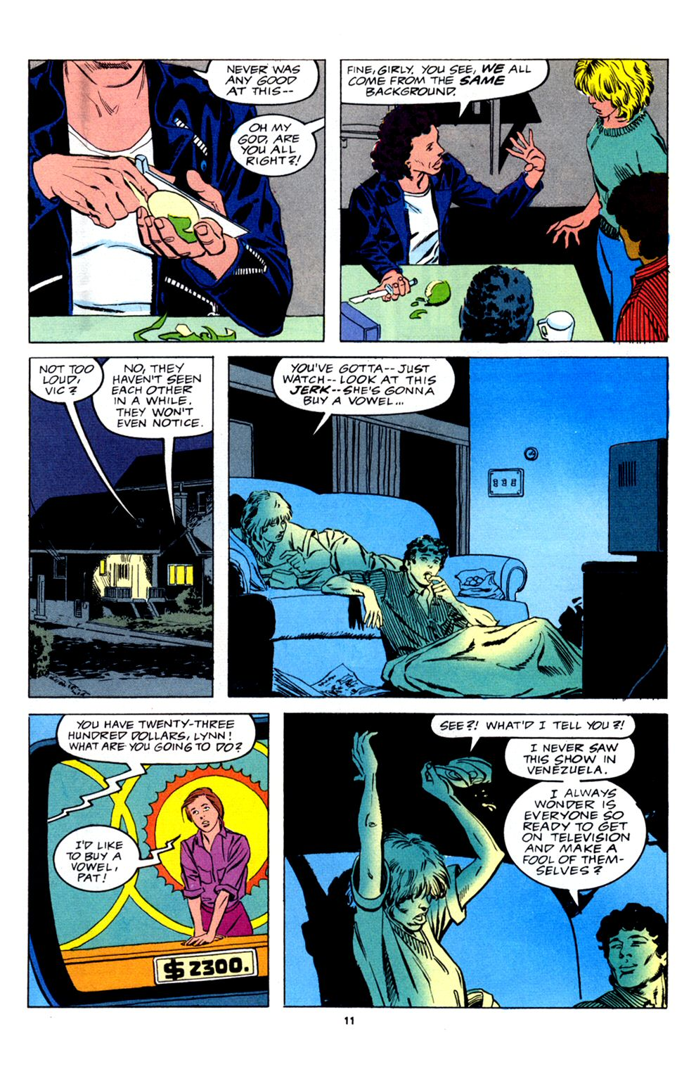Read online Powerline comic -  Issue #2 - 13