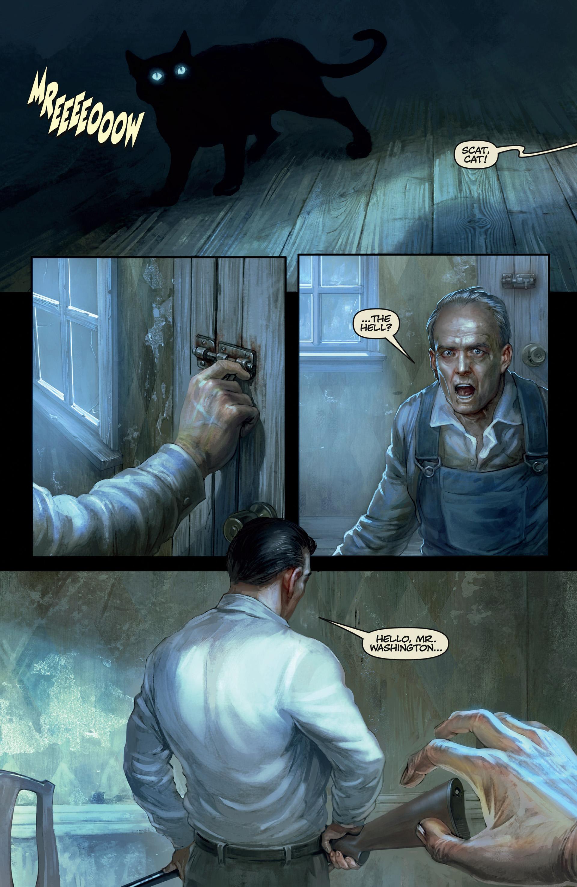 Read online Abattoir comic -  Issue #3 - 23