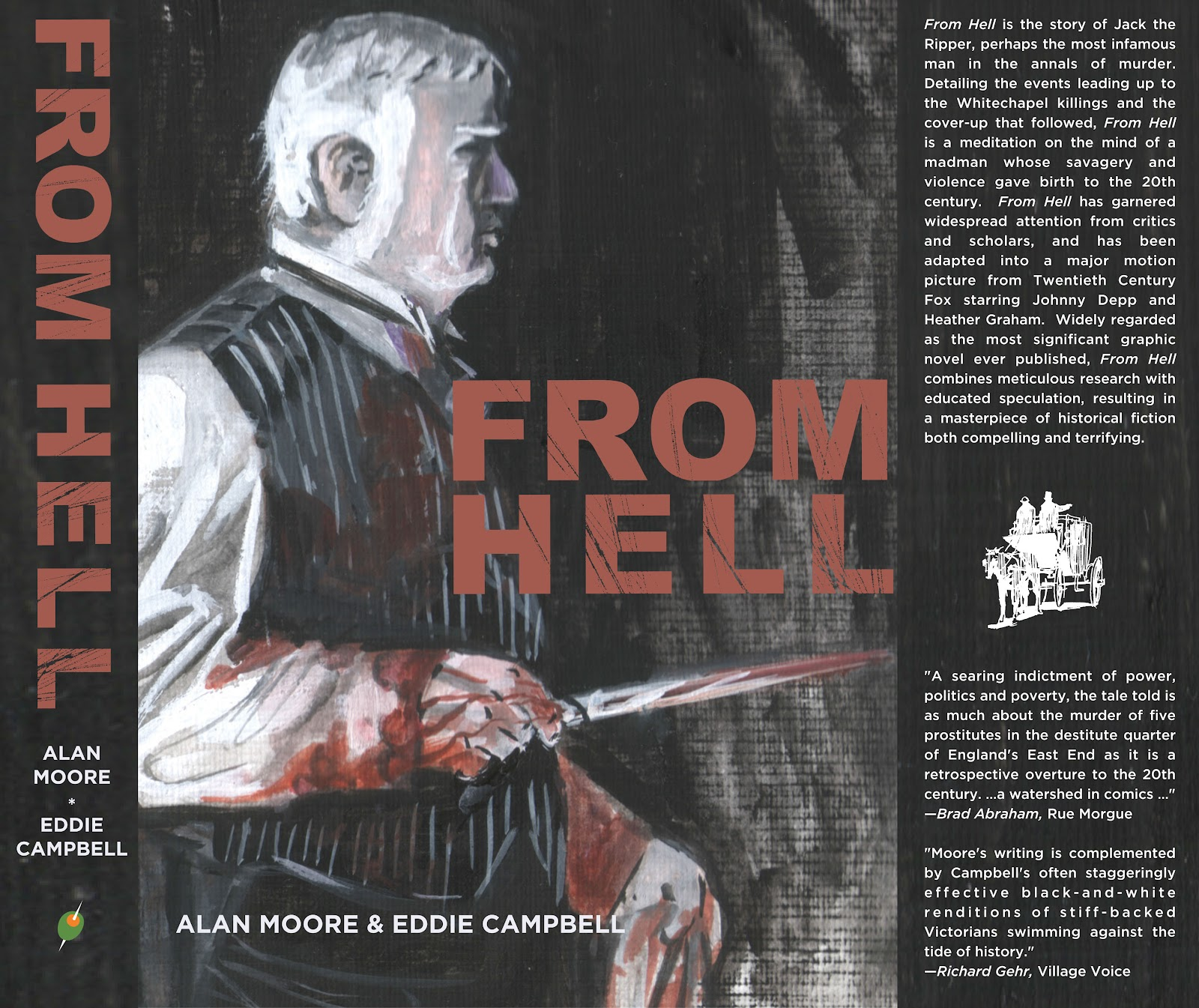 From Hell (2009) issue TPB (Part 1) - Page 1