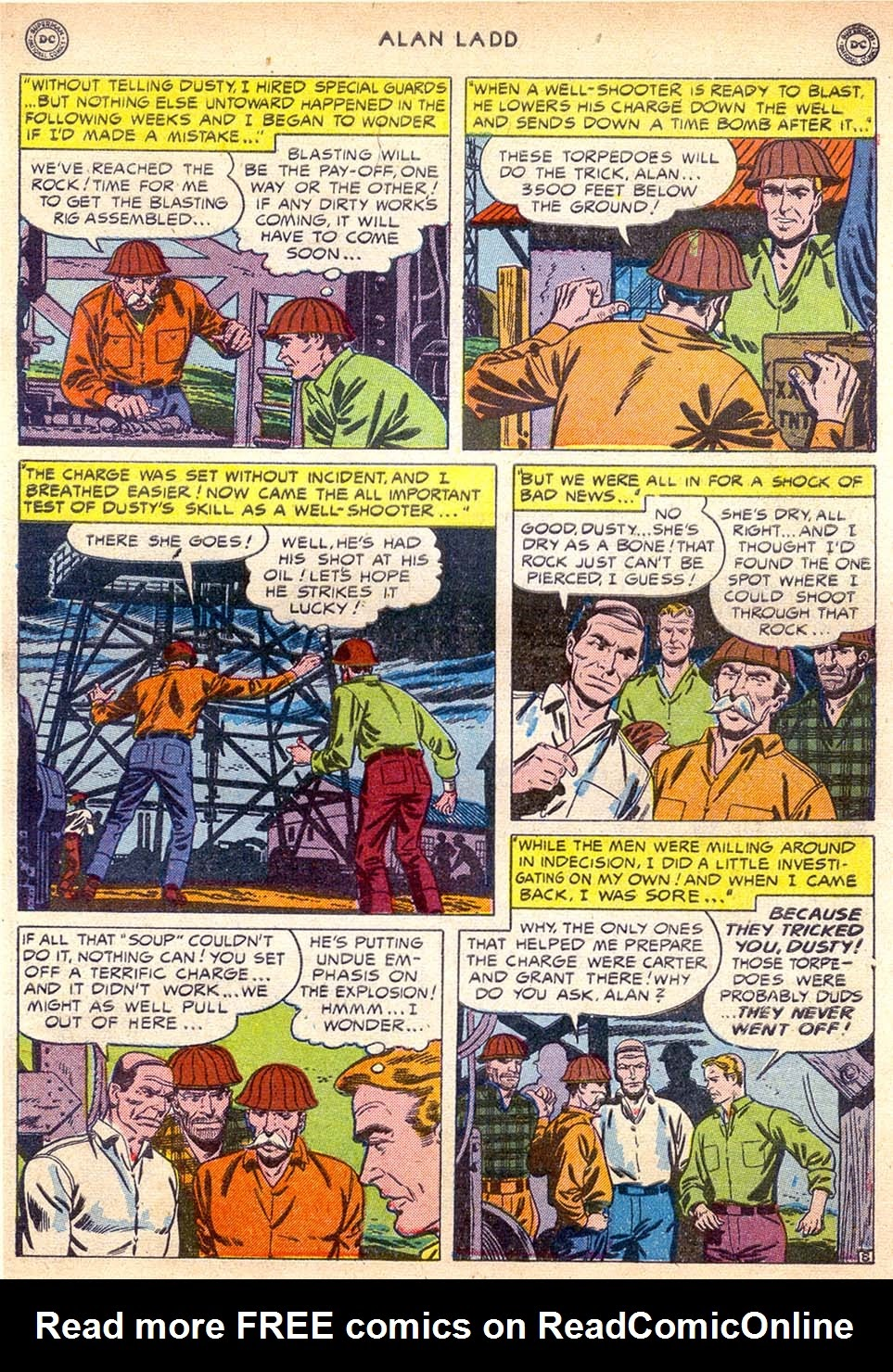 Adventures of Alan Ladd issue 4 - Page 47