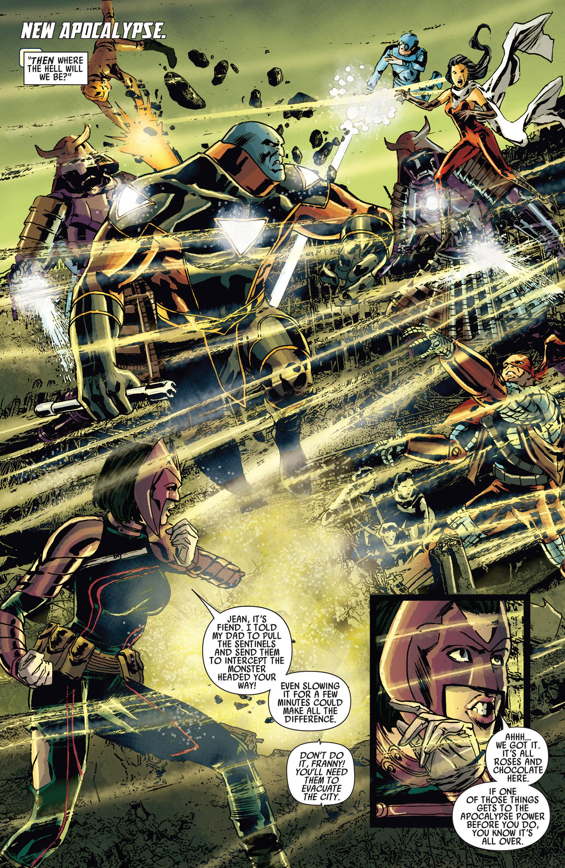 Read online Age of Apocalypse (2012) comic -  Issue #14 - 5