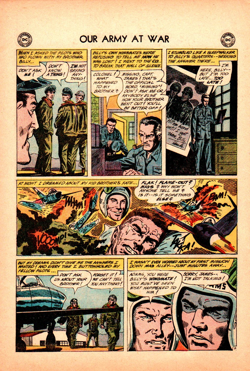 Our Army at War (1952) issue 101 - Page 24