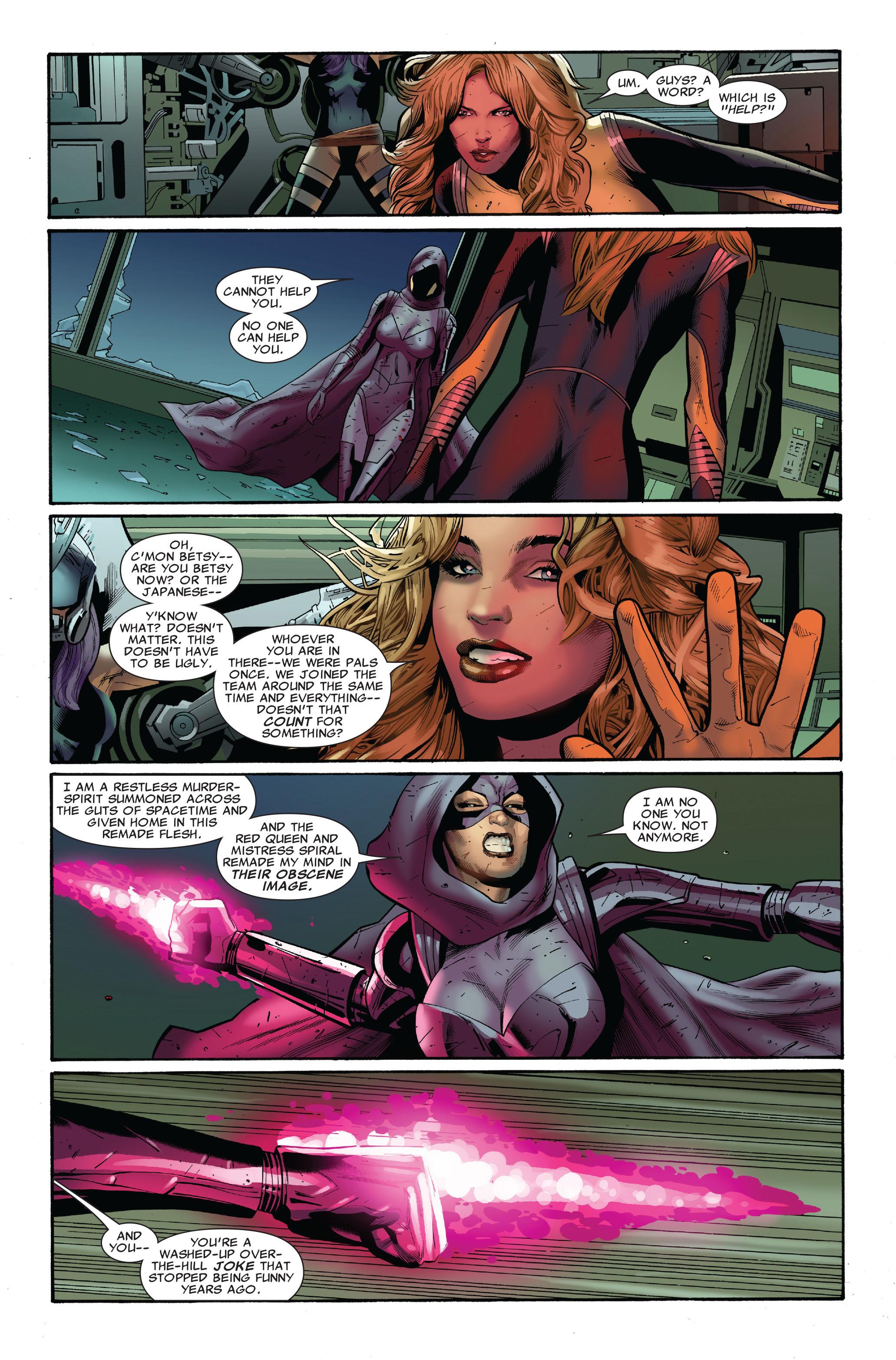 Read online Uncanny X-Men (1963) comic -  Issue #511 - 13