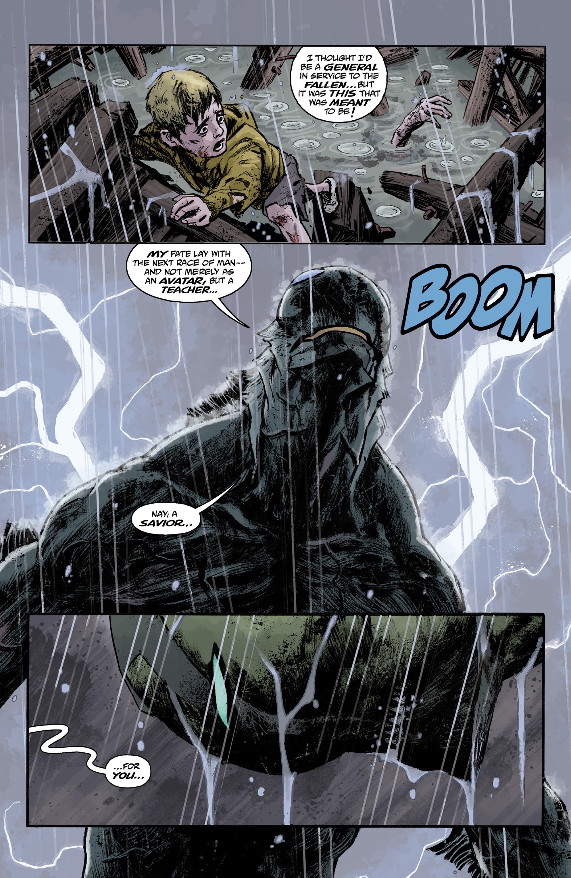 Read online Abe Sapien comic -  Issue #36 - 17