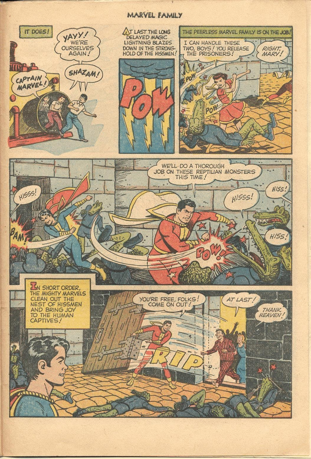 The Marvel Family issue 74 - Page 31