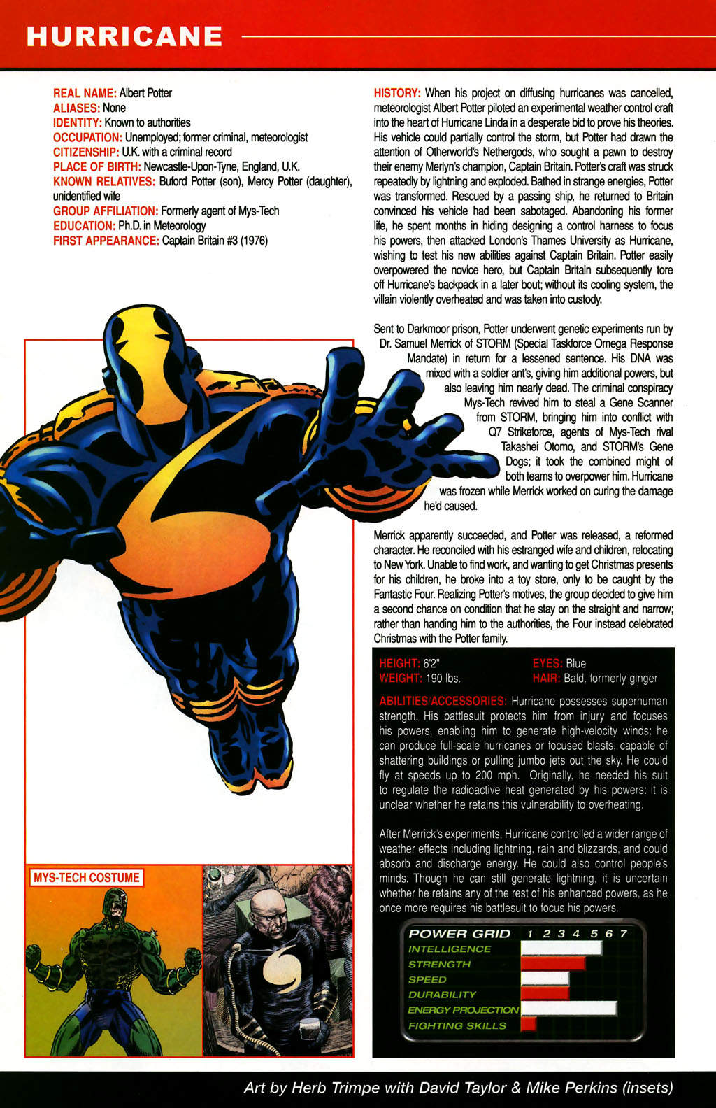 Read online All-New Official Handbook of the Marvel Universe A to Z comic -  Issue #5 - 38
