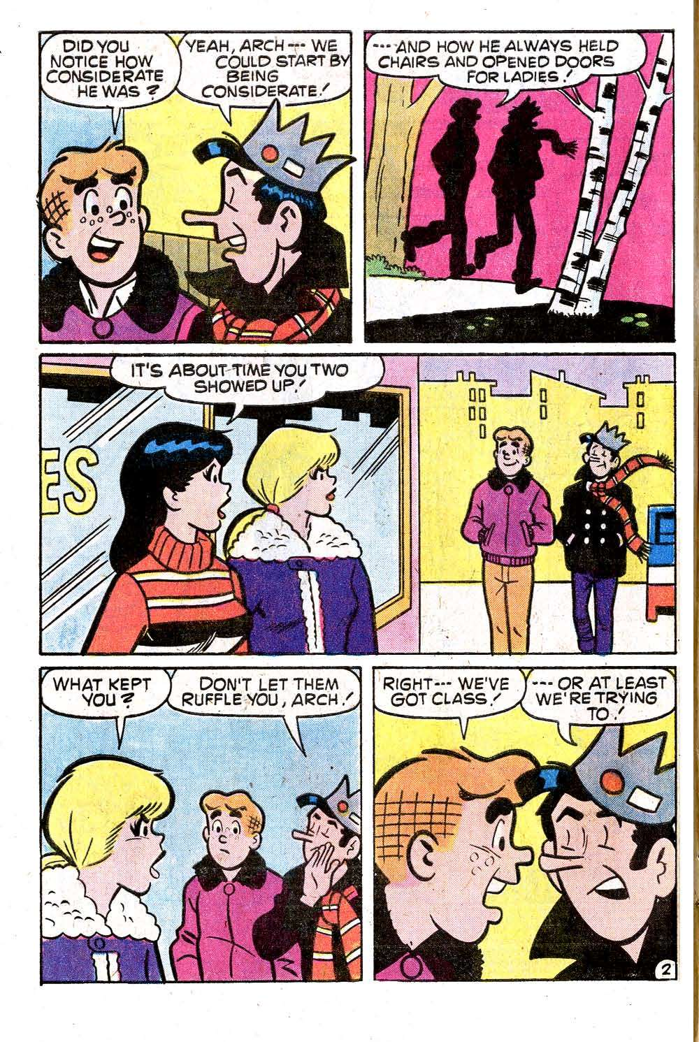 Read online Archie (1960) comic -  Issue #271 - 4