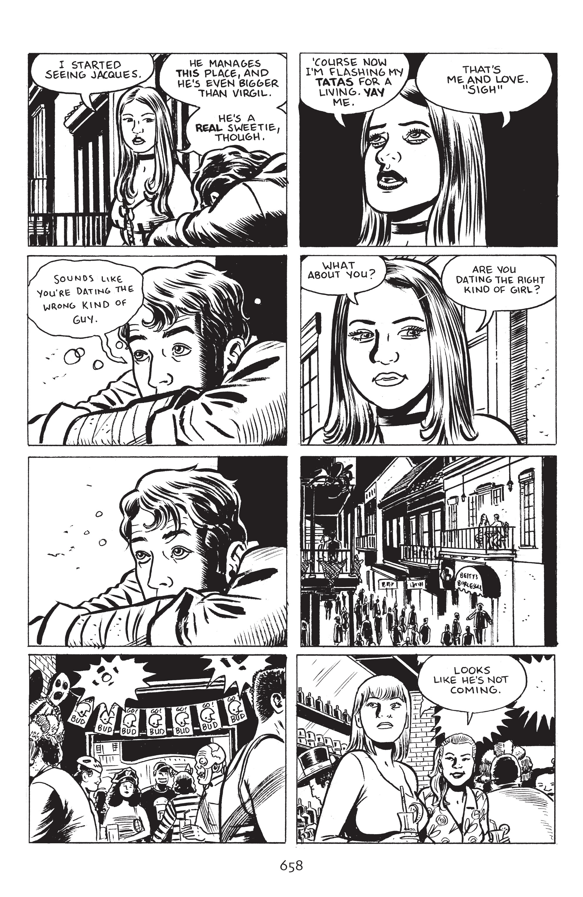 Read online Stray Bullets: Sunshine & Roses comic -  Issue #24 - 13