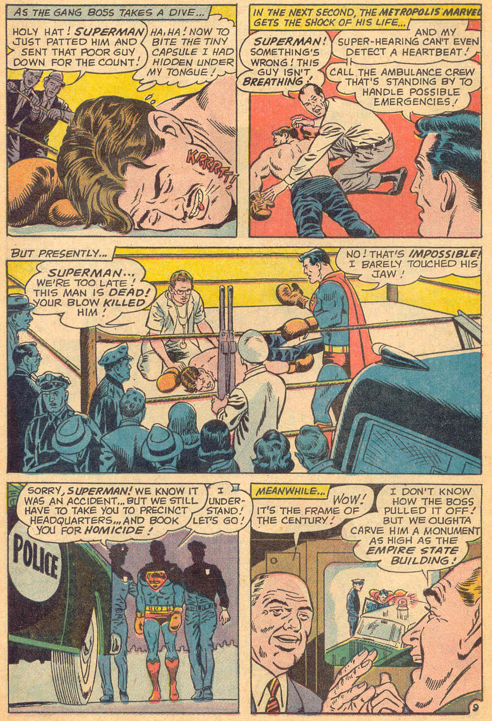 Read online Action Comics (1938) comic -  Issue #358 - 12