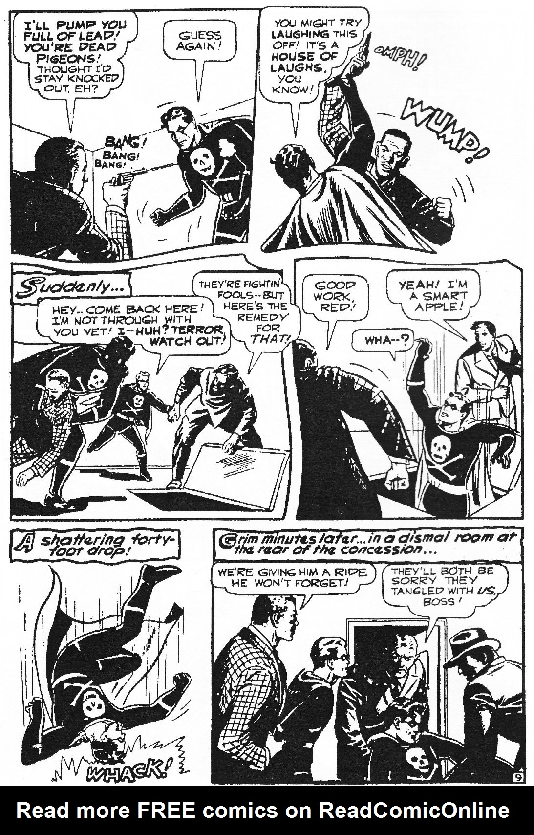 Read online Men of Mystery Comics comic -  Issue #76 - 12