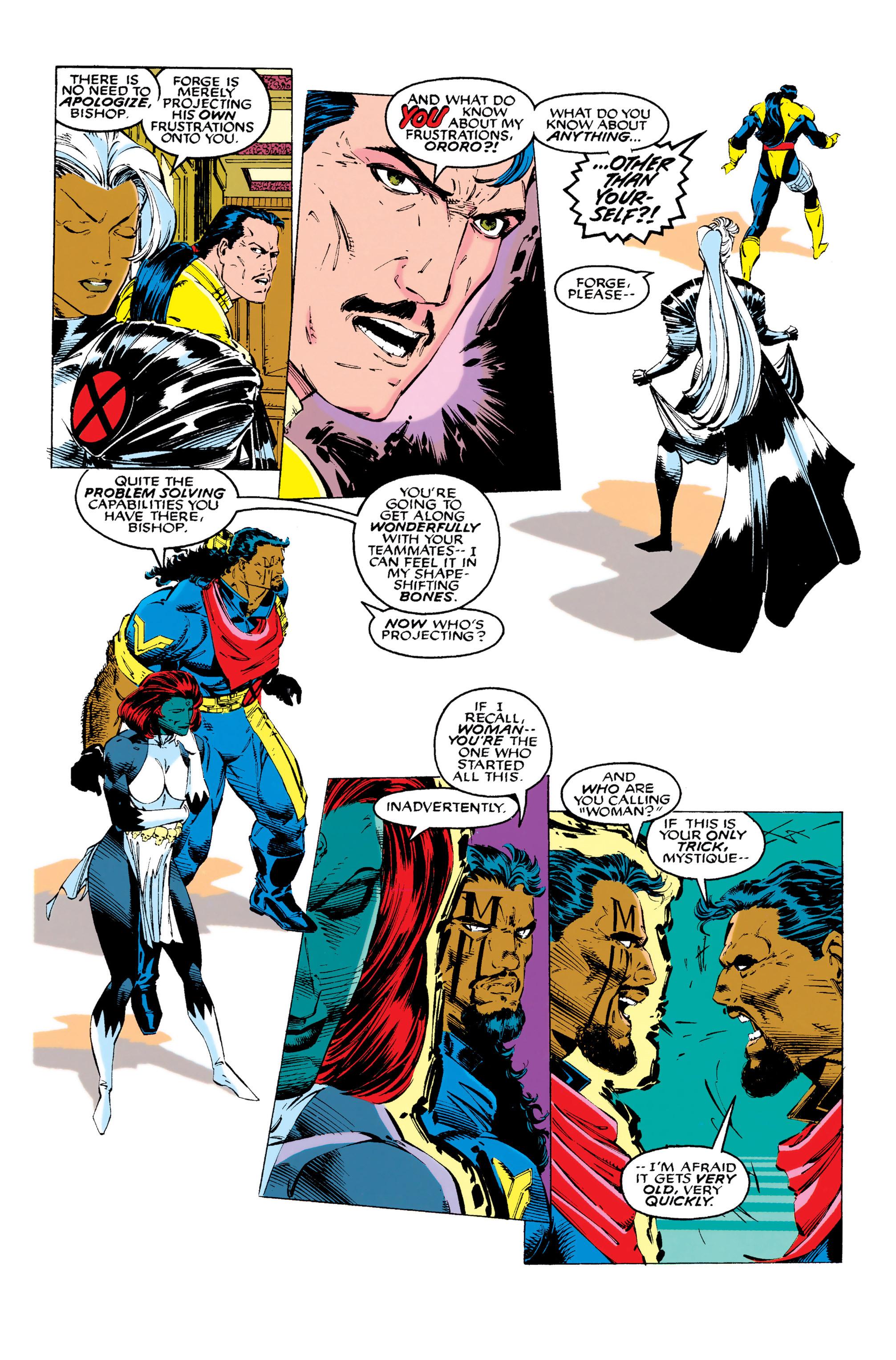 Read online Uncanny X-Men (1963) comic -  Issue #289 - 15