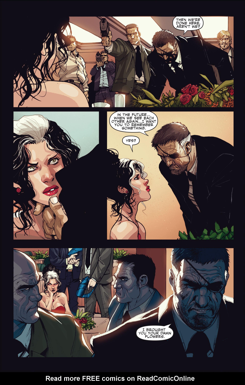 Read online Secret Warriors comic -  Issue #15 - 20