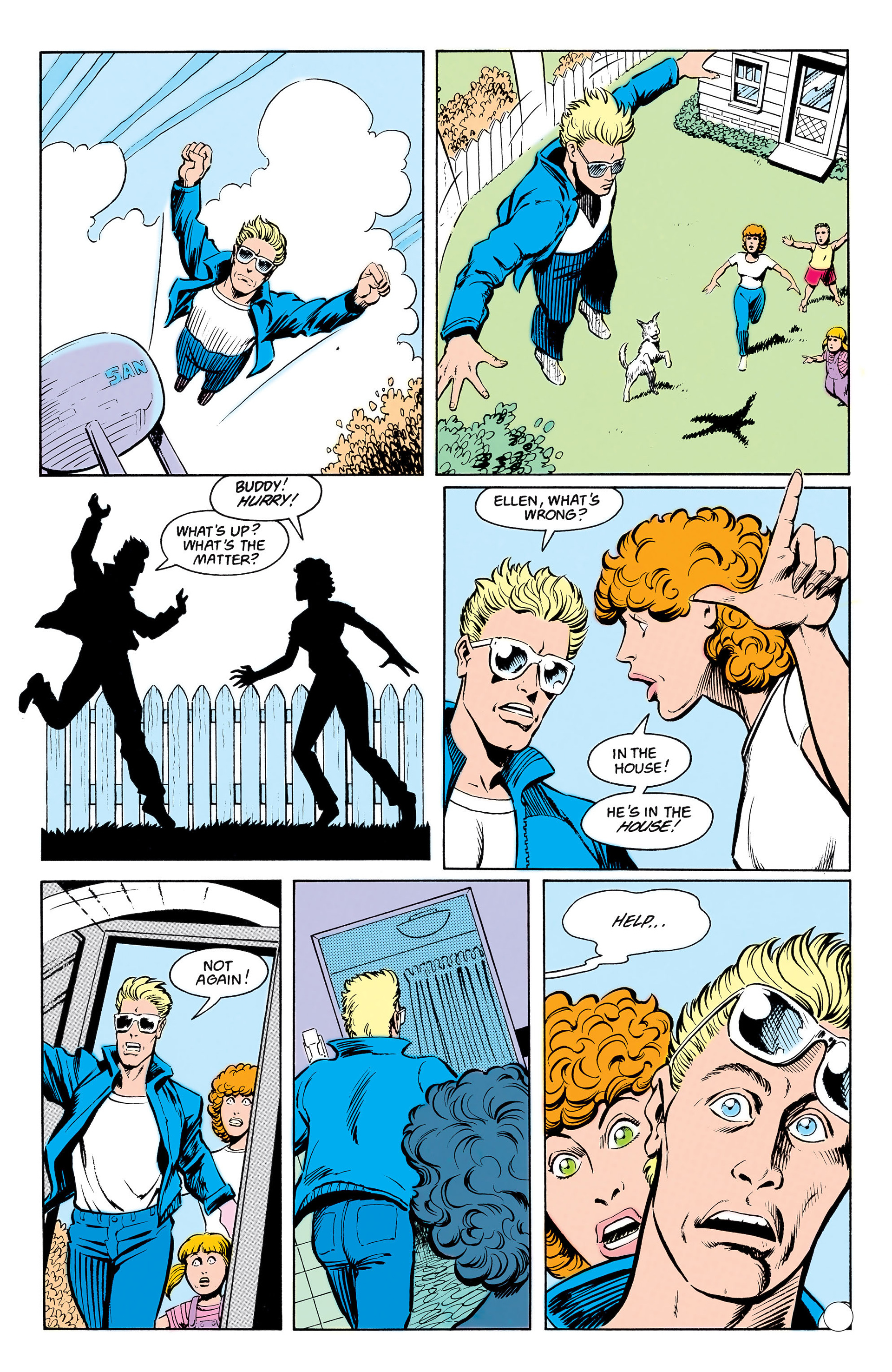 Read online Animal Man (1988) comic -  Issue #17 - 24