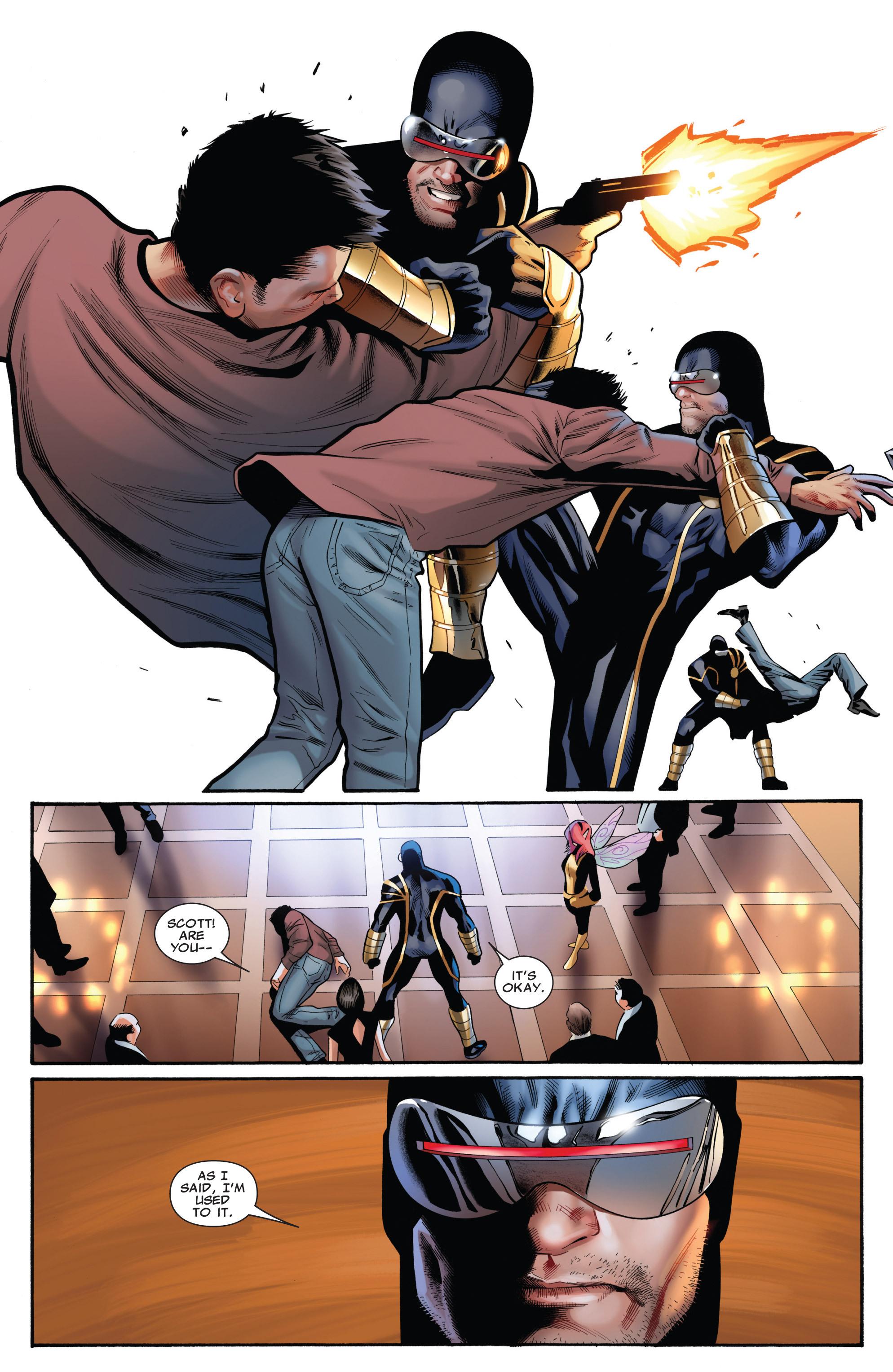 Read online Uncanny X-Men (1963) comic -  Issue #542 - 7
