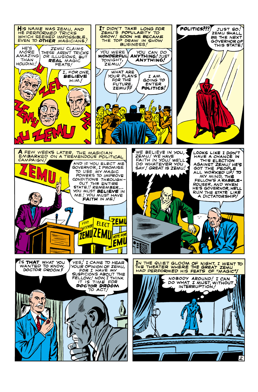 Read online Amazing Adventures (1961) comic -  Issue #3 - 23