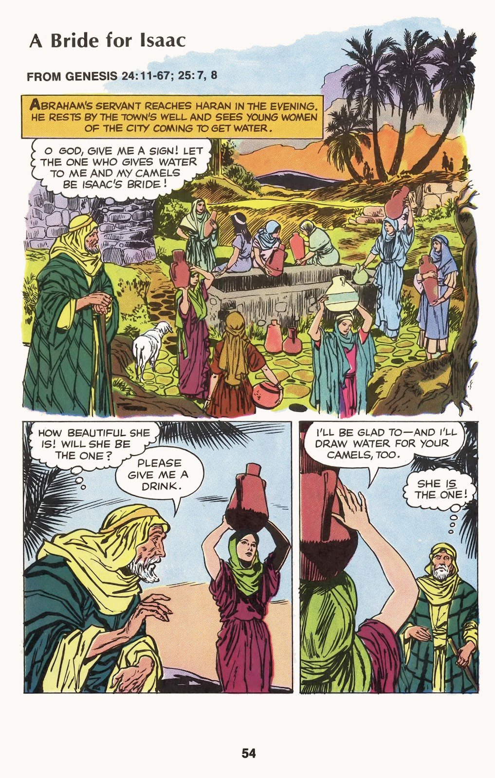 The Picture Bible issue TPB (Part 1) - Page 56