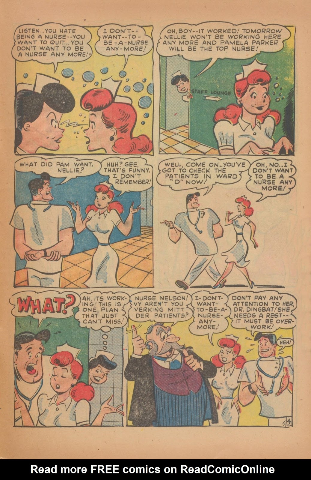 Nellie The Nurse (1945) issue 28 - Page 29