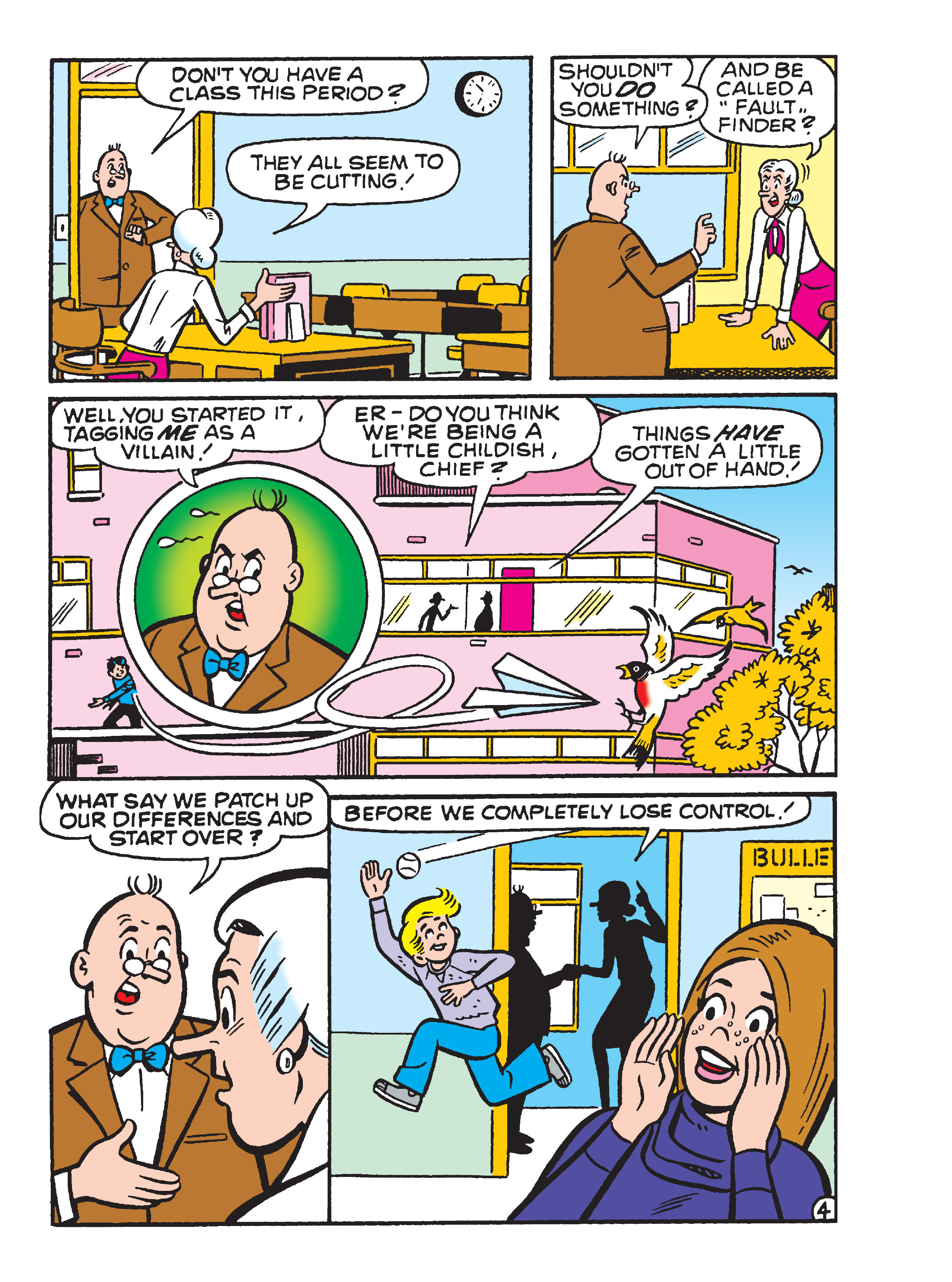 Read online Archie's Funhouse Double Digest comic -  Issue #23 - 134