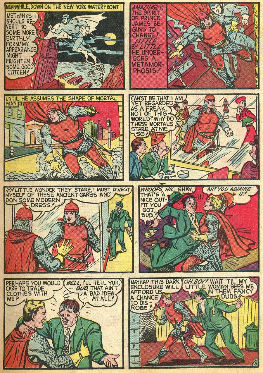 Blue Ribbon Comics (1939) issue 9 - Page 7