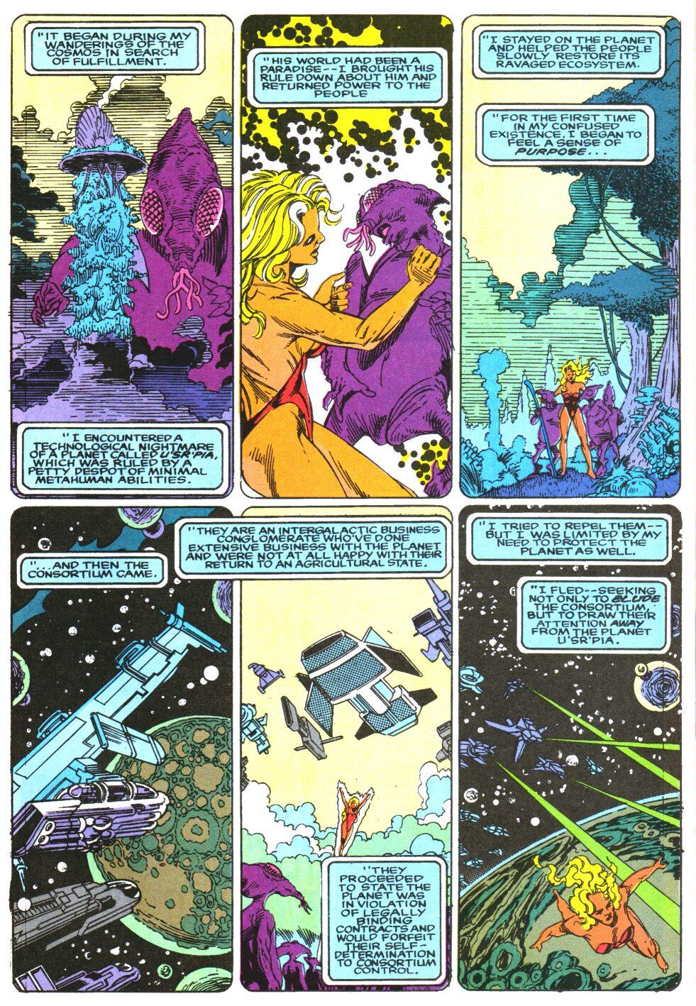 Read online Alpha Flight Special comic -  Issue #3 - 18